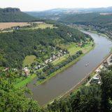 Ausblick Festung Königstein