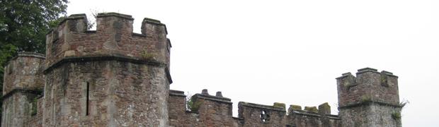Ritterfest auf Dunster Castle