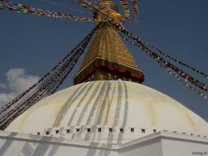 Stupa von Bauddhanath