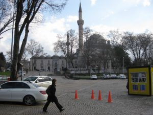 Beyazıt Moschee