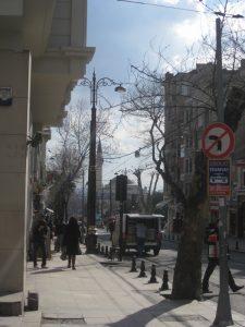Strassenbahnhaltestelle Çemberlitaş
