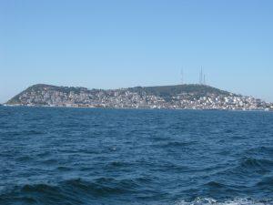 Istanbul - die asiatische Seite