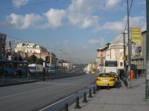 Beyazıt - Ordu Caddesi