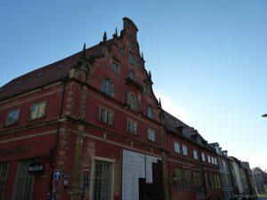 Museum in der Wismarer Altstadt