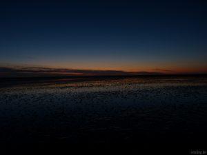 Nacht im Watt