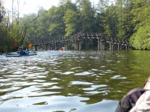 Brücke Mitte Drosedower Bek