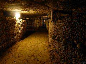 In den Katakomben