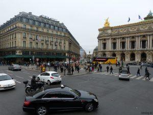Rue Scribe - Auber