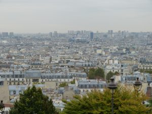 Ausblick auf Centre Pompidou
