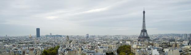 Paris - vier Tage!