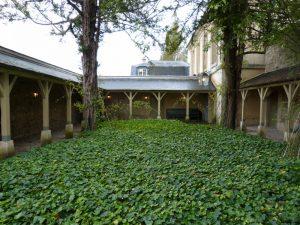 Eingangshof Petit Trianon