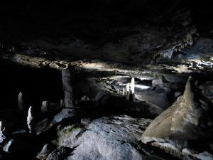 Ende der Schillathöhle