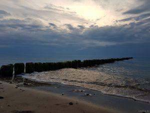 Misdroy - Sonnenuntergang