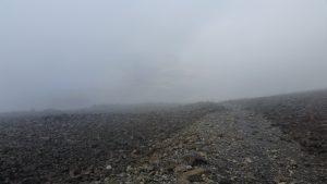 Ben Nevis Mountain track