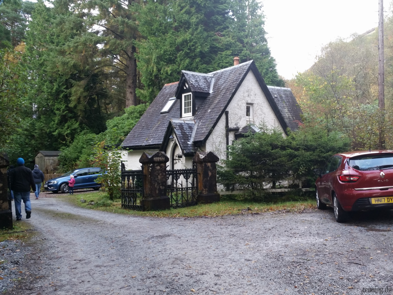 West Lodge Invergloy