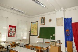 DDR Schulraum