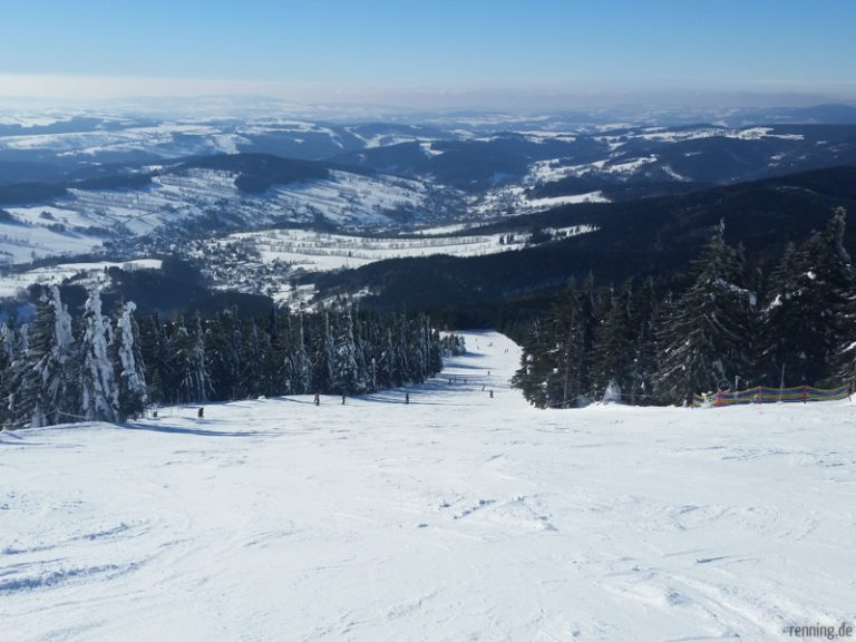 Horni Domky - Blick ins Tal