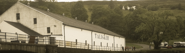 Talisker - made by the sea