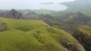Aussicht Meall na Suimarach