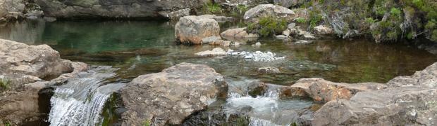 Lòin nan Sìthichean - The Fairy Pools
