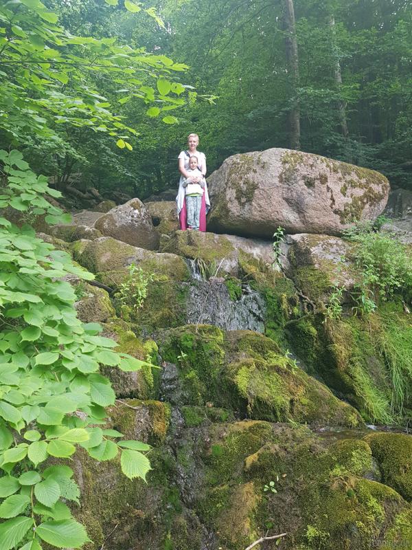 Døndalenwasserfall